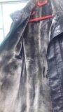 Куртка коженная. Фото 2.