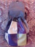 Рюкзак новый. ручная работа!. Фото 2.