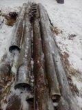 Асбест цементные трубы. Фото 2.