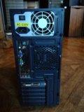 Компьютер (системный блок+монитор+клавиатура+мышь). Фото 2.