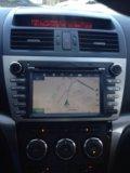 Магнитола для mazda 6 roadrover c7007 m6. Фото 1.