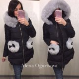 Зимняя женская куртка. Фото 1.