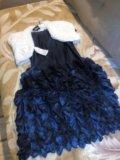 Платье + болеро. Фото 1.