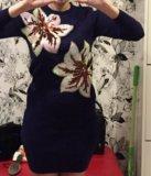 Костюм свитер+юбка. Фото 3.
