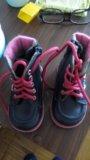 Осень-весна детские ботиночки. Фото 1.