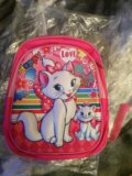 Новый детский рюкзак. Фото 1.