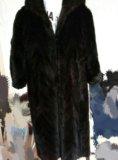Шуба норковая,130 см. Фото 4.