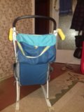 Санки -коляска. Фото 2.
