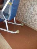 Санки -коляска. Фото 3.