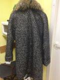 Зимнее пальто с натуральным мехом 👌🏻. Фото 3.