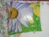 Подушка из гречневой лузги. Фото 1.