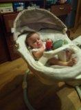 Люлька-качалка,кресло для младенцев. Фото 3.