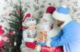 Дед мороз и снегурочка. Фото 4.