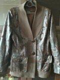Куртка- пиджак. для женщины. Фото 2.