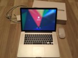 Macbook pro retina / 15 inch / mid 2015. Фото 1.