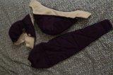 Зимняя слингокуртка yammy mammy. Фото 4.