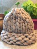 Зимняя шапка женская. Фото 2.