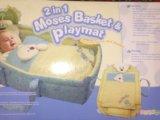 Переноска-коврик для малыша. Фото 2.