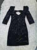 Бархатное платье. Фото 2.