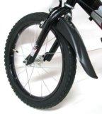 Детский велосипед ferrari 16 колеса. Фото 3.