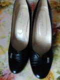 Туфли из натуральной кожи. Фото 1.