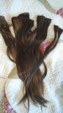 Волосы накладные на заколках (искусственные). Фото 2.