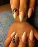 Покрытие ногтей гель-лаком. Фото 3.