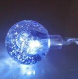 Волшебные шары гирлянда. Фото 2.