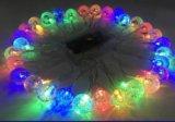 Волшебные шары гирлянда. Фото 3.