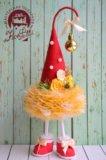 Новогодний подарок! интерьерная елочка!!!!!. Фото 2.