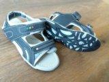 Новые детские сандали. Фото 1.