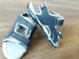 Новые детские сандали. Фото 2.