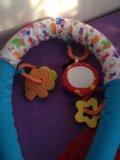 Переноска-коврик для малыша. Фото 4.