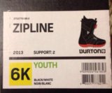 Ботинки для сноуборда burton zipline женские. Фото 3.