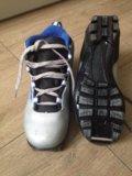 Ботинки лыжные 35 р-р. Фото 2.