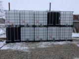 Еврокуб, бак на 1000 литров, емкость для полива. Фото 2.