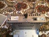 Штатная магнитола renault duster. Фото 2.