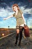 Ретро чемодан для фотосъёмок. Фото 4.
