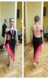 Платье для бальных танцев. Фото 1.