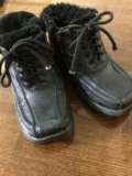 Зимние ботинки для мальчика. Фото 2.