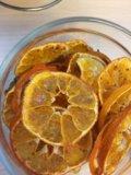 Сушеные мандариновые кружочки 20 шт. Фото 2.