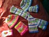Шапки и шарфы. Фото 3.