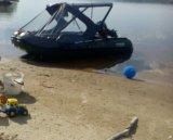 Лодка пвх sanmarih 380 max. Фото 1.