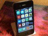 Iphone 4s 8gb black. Фото 1.