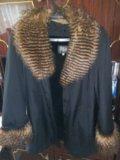 Куртка с теплой подстежкой. Фото 3.