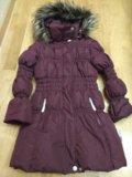 Куртка (пуховик) для девочки name it. Фото 1.