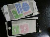 3d защитные стекла для iphone 6,7,8 х. Фото 1.