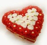 Букеты из конфет. Фото 4.
