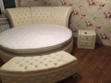 Кровать круглая. Фото 2.
