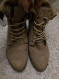 Ботильоны, ботинки. Фото 3.
